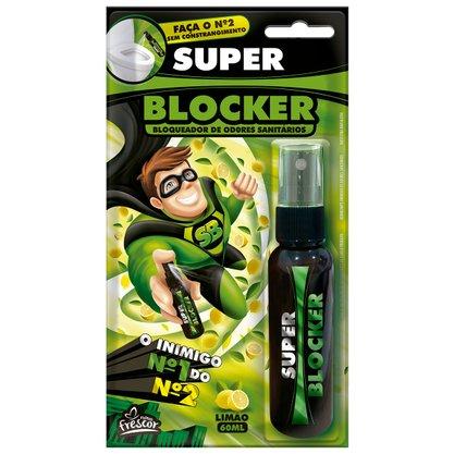 SUPER BLOCKER 60ML SPRAY LIMÃO