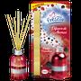 Difusor de Aromas com Varetas 100ml Frutas Vermelhas