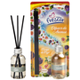 Kit Difusor de Aromas 100ml Flores de Lavanda + Flores de Figo + Cravo & Canela