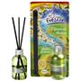 Kit Difusor de Aromas 100ml Frescor das Águas + Limão Siciliano + Folhas Cítricas